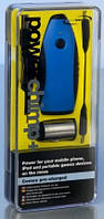 Зарядное устройство для мобильных телефонов с переходником для зарядки от прикуривателя авто PowerTraveller Powerchimp+