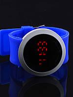 022231 Часы Силиконовый ремешок ShangMei