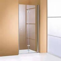 Душевые двери HUPPE 501 Design pure  70x190, левые, стекло прозрачное (510953)
