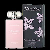 Туалетная вода для женщин Narcisious от Christopher Dark-версия аромата Narciso Rodriguez for Her