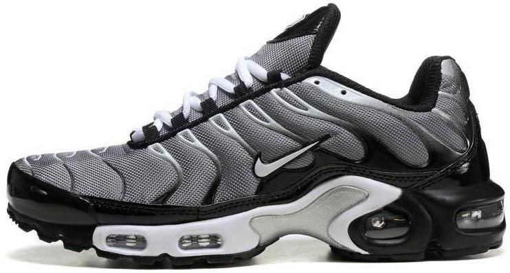 Мужские кроссовки Nike Air Max TN Grey, Найк Аир Макс ТН