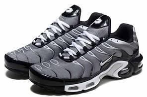Мужские кроссовки Nike Air Max TN Grey, Найк Аир Макс ТН, фото 2
