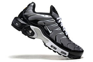 Мужские кроссовки Nike Air Max TN Grey, Найк Аир Макс ТН, фото 3