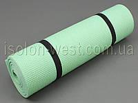 Коврик для йоги, фитнеса и гимнастики - Аэробика 8, размер 50 х 150 см, толщина 8 мм.