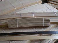 Ламель буковая 1200х68х12 мм, фото 1
