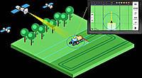 Система параллельного вождения (агронавигатор)