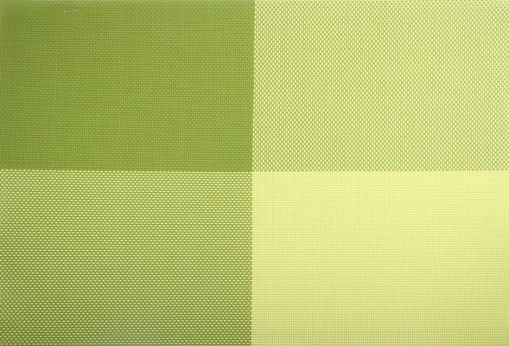 """Коврик сервировочный """"Квадраты"""" 30*45 см (зеленый), PDL"""