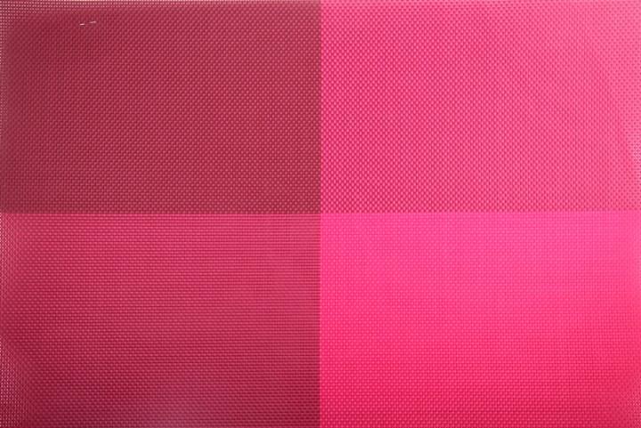 """Коврик сервировочный """"Квадраты"""" 30*45 см (розовый), PDL"""