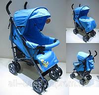 Детская прогулочная коляска BT-681 Super Star PURPLE футкавер, фото 1