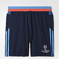 Шорты игровые футбольные детские Adidas UCL SHO Y 152 см