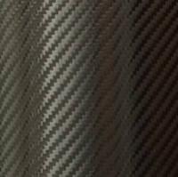 Пленка под карбон 3M Scotchprint черная (серия 1080)