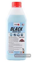 Полироль-молочко для пластика NOWAX BLACK ✓ NX01125 ✓ 1л.
