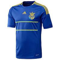 Футболка с символикой национальной сборной по футболу Adidas FFU