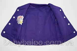 Жилетка детская синтипон на кнопке (2 года)в упаковке разный цвет, фото 3
