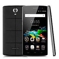 "Смартфон Homtom HT7 Black 1/8 Gb, 5.5"", MT6580, 3G"