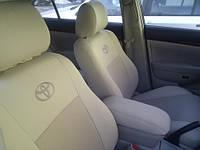ЧЕХЛЫ НА СИДЕНЬЯ  ELEGANT Toyota Rav-4 2005 -2013