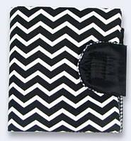 Отменный черно-белый кошелек от TwinsStore, К8