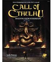 Зов Ктулху Книга исследователя (7 издание) (Call of Cthulhu 7th Edition Investigator Handbook)