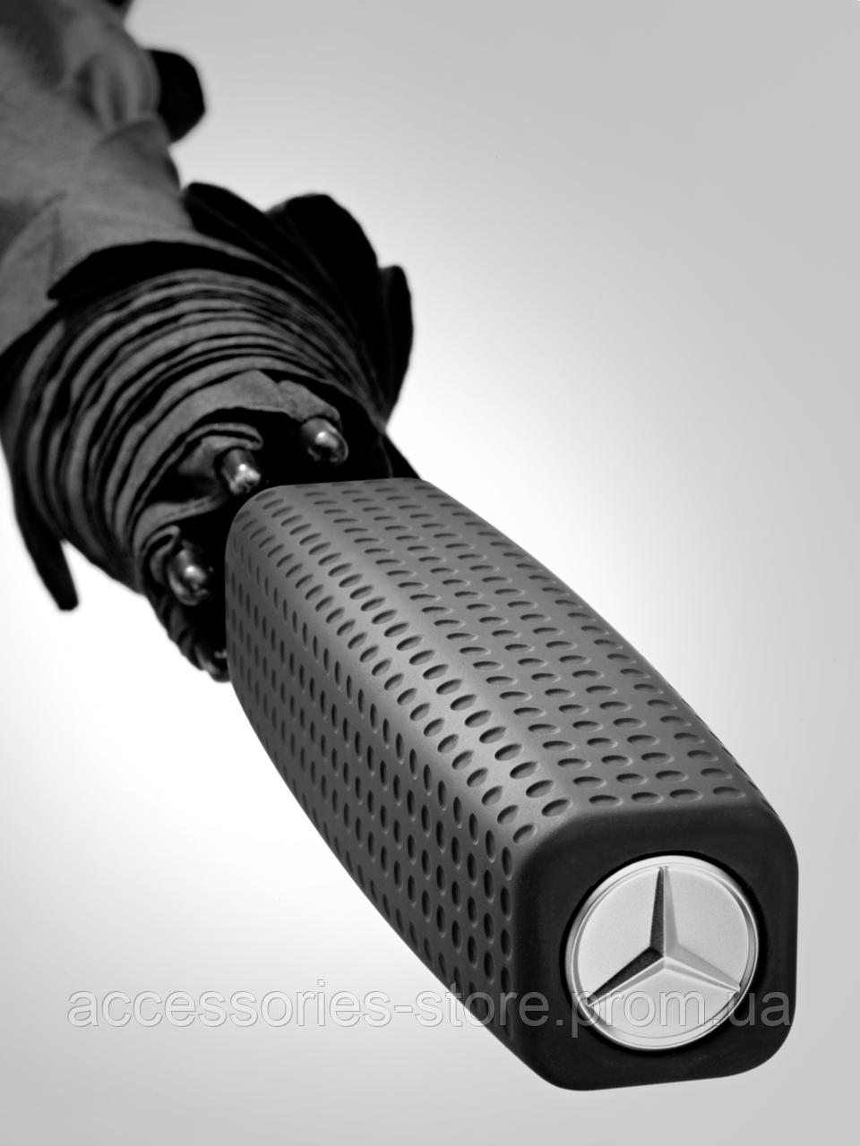 Зонт-трость Mercedes-Benz Golf Stick Umbrella Black