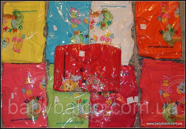 Прикольная футболка для девочки (от 1 до 3 лет), фото 2