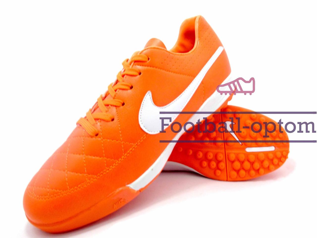 6945ab19 Сороконожки Nike Tiempo\Найк Тиемпо, red\красные, к11597 - Футбольный  супермаркет
