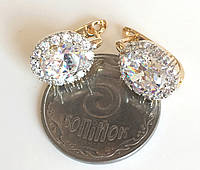 Серьги бриллиант
