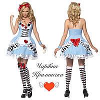 Костюм Алисы (Алиса в стране чудес, Алиса в Зазеркалье)