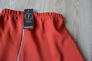 Новая юбка а-силуэта с молнией Boohoo, фото 2
