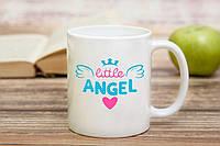 Чашка Маленький Ангел. Подарок дочке