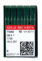 Иглы для промышленных швейных машин Groz-Beckert DBx1/1738/16x257/71x1 90 R