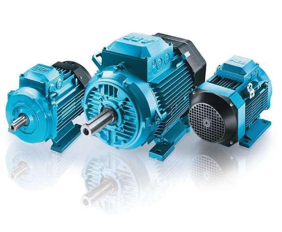 Промислові електричні двигуни