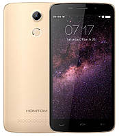 "Смартфон Homtom HT17 Gold 1/8 Gb, 5.5"", MT6580, 3G"
