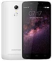 "Смартфон Homtom HT17 White 1/8 Gb, 5.5"", MT6580, 3G"