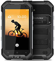 "Смартфон Blackview BV6000S Black IP68 2/16 Gb, 4.7"", MTK6735, 3G"