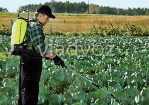 Опрыскиватель садовый ручной распылитель сад ранцевый Marolex на 20 литров TITAN, фото 3