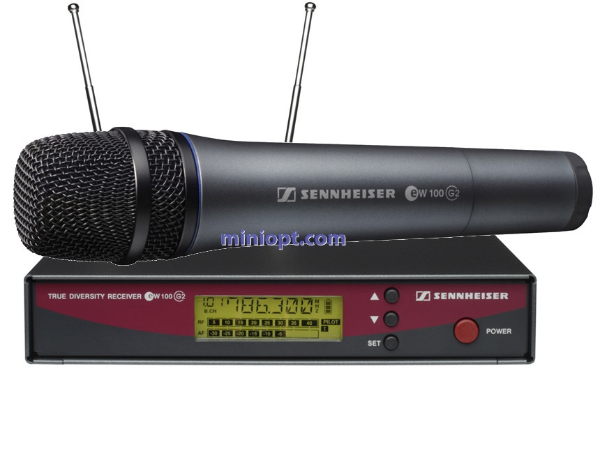 Радиосистема Sennheiser EW-135 G2 (UHF, 1 микрофон)