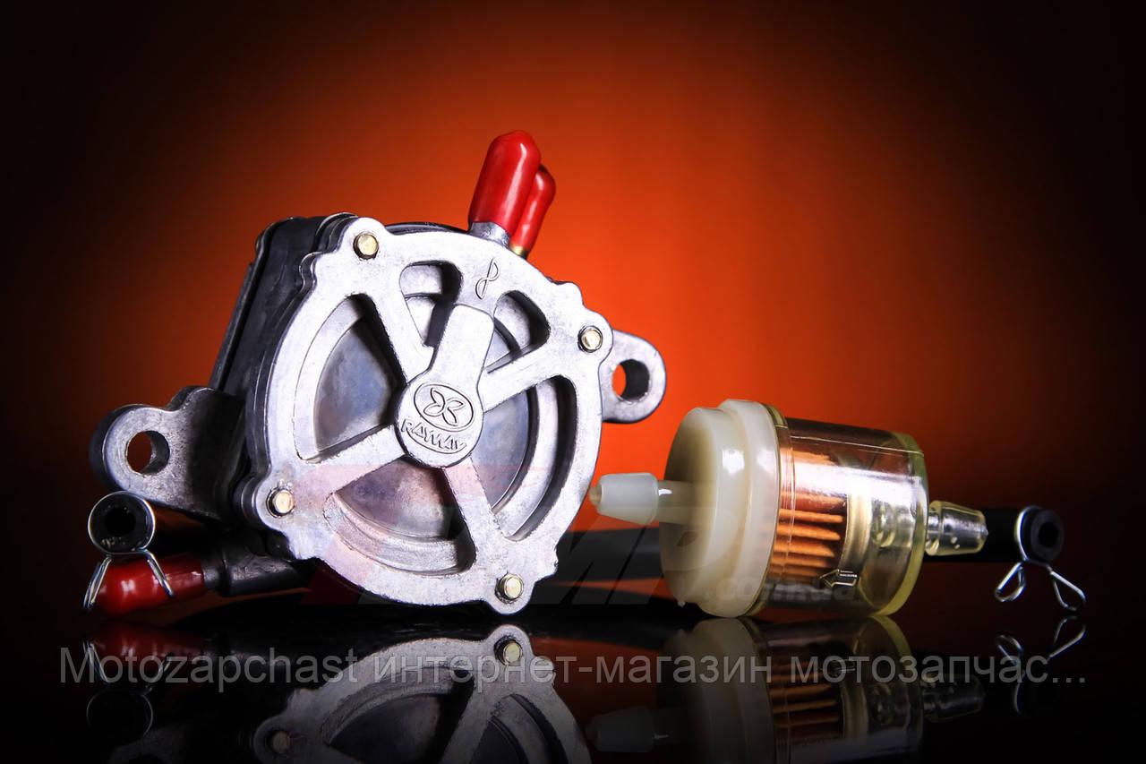 Бензонасос Honda Dio AF 18 / 27 RAWAY - Motozapchast интернет-магазин мотозапчастей в Харькове