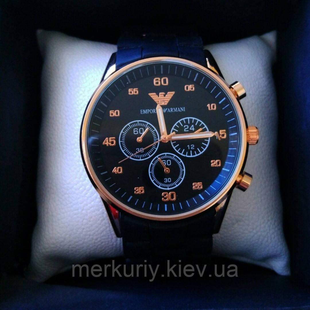 Мужские часы Emporio Armani (Армани кварцевые) - Оптовый интернет-магазин