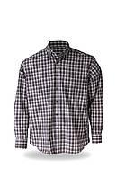 Рубашка мужская Francesco Bellini клетка, фото 3