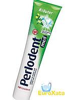 Зубная паста Perlodent med Kräuter