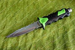 Нож для дайвинга ,надежный помощник ,сталь 440с