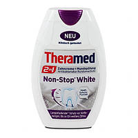 Зубная паста Theramed 2in1 Non-Stop White 75 ml.