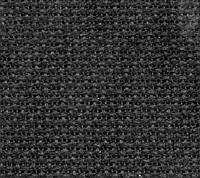 Aida аида 14 Коломия черный 50х50см
