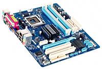 "Материнская плата GIGABYTE GA G41M Combo S.775 DDR2/DDR3 (rev. 2.0) ""Over-Stock"", фото 1"