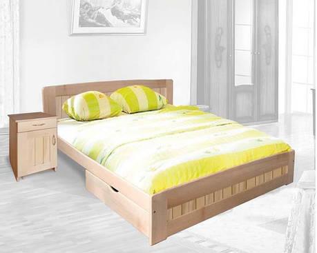 Двуспальная кровать Каролина, фото 2
