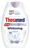 Зубная паста Theramed 2in1 Whitening Power 75 ml.