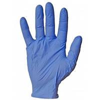 Перчатки одноразовые нитрил неопудренные (200шт)