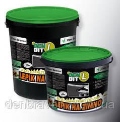 Мастика битумно-каучуковая на основе растворителей Den-Bit L  Den Braven 5 кг.