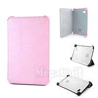 """Belk Чехол-обложка для Samsung Galaxy Tab 2 7.0"""" (p3100/p6200) Розовый"""