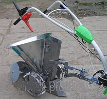 Картофелесажалка ТМ Ярило (цепная,30 л.,бункер для удобрений,с транспорт. колесами)